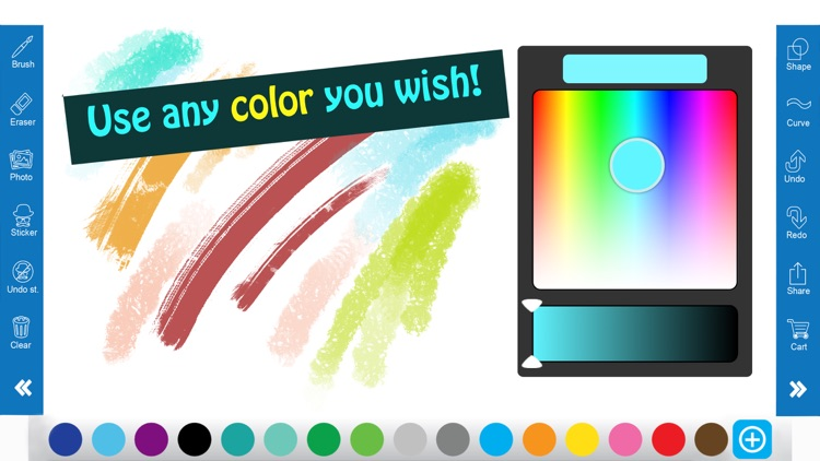 Doodle Art - Draw.ing,Paint.ing,Sketch.ing Studio screenshot-3