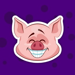Piggy - Sticker Pack