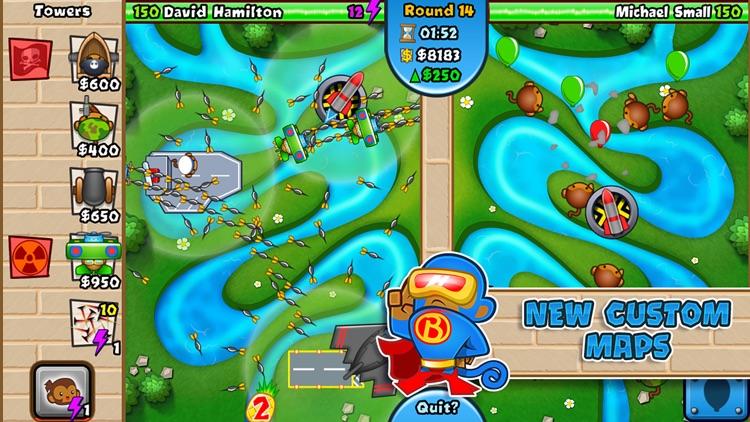 Bloons TD Battles screenshot-3