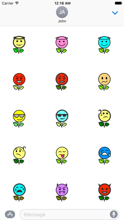 Emoji Garden screenshot-2