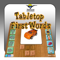 Activities of Tabletop First Words