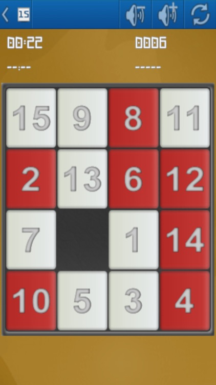15 Puzzle XL
