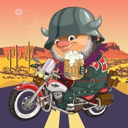 Moto Road Rider ~ Motorcycle Traffic Racing Game