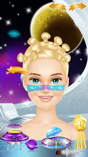 Space Girl Salon