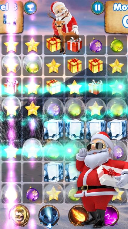 Santa Claus Calls You - 3D christmas games tracker screenshot-3