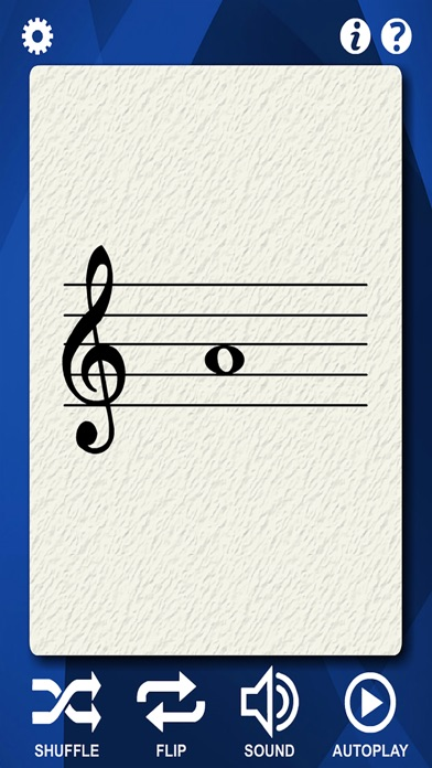 Trumpet Flash Cards