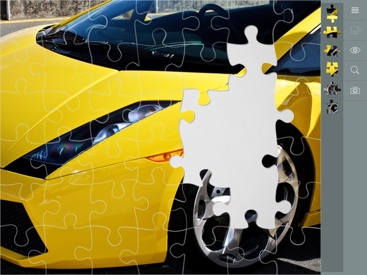 Jigsaw Puzzles Vehicles