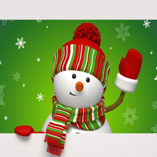 Frosty The Snowman Stickers for iMessage