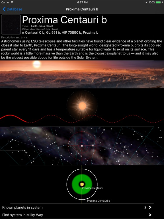 Exoplanet Screenshot