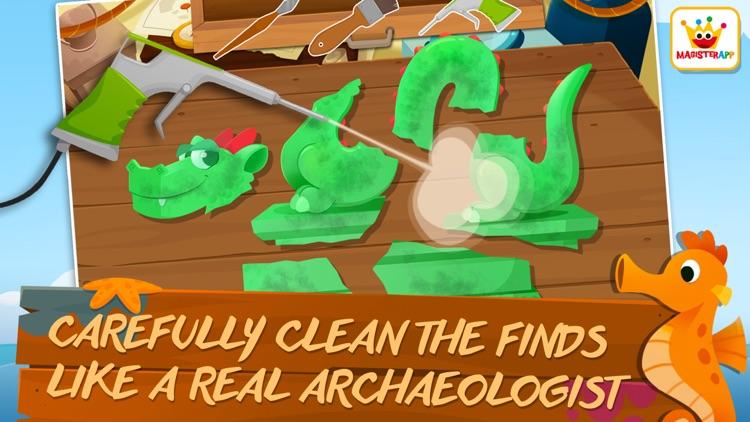 Archaeologist Educational Game screenshot-4