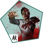 Zombie Augmented Reality (AR) icon