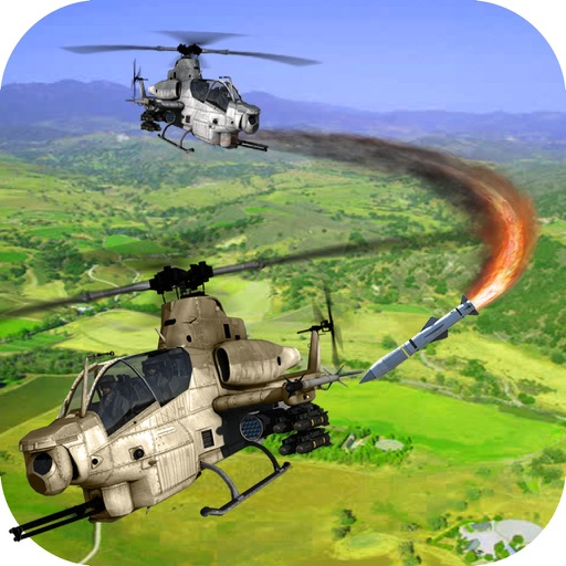Apache Battleship 3D : Heli-copter war Game-s