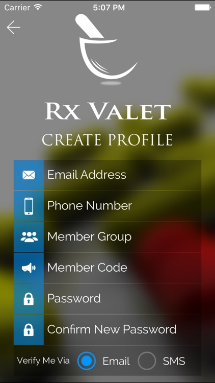 Rx Valet