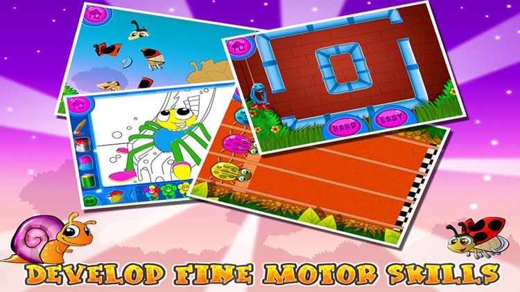 Itsy Bitsy Spider Full Version screenshot-3