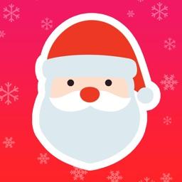 Christmas Emoji - Festive Christmas Stickers!