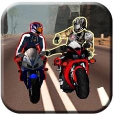 Activities of Road Rash Bike Attack Race - Stunt Rider