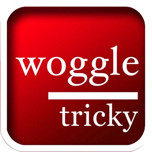 Woggle Tricky - Fun Word Game icon
