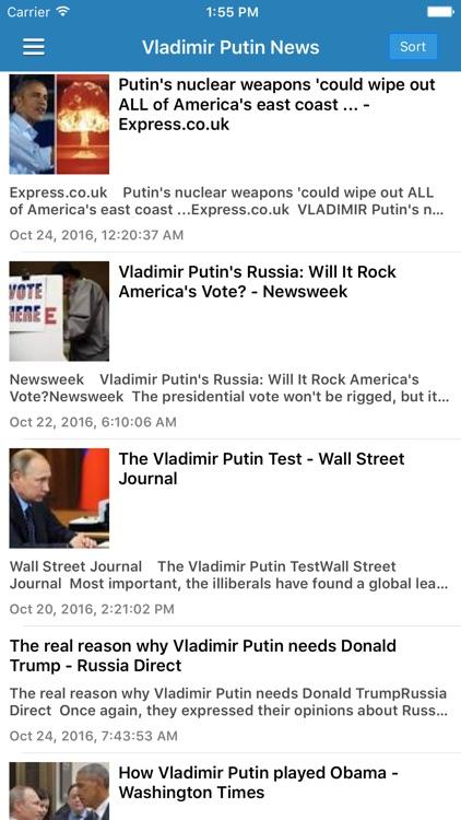 Russia News Today Pro - Latest Breaking Updates screenshot-4