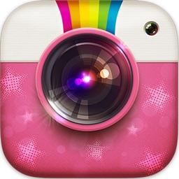 Candy ProCamera+8 selfie