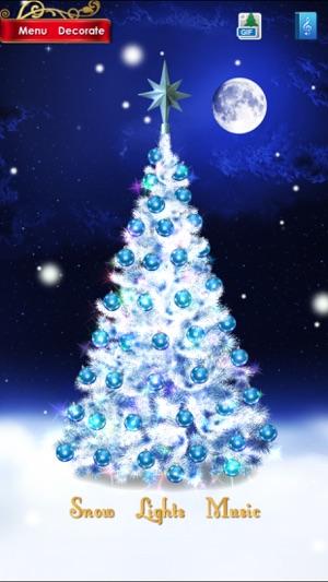 Sfondi Natalizi Su Cui Scrivere.Albero Di Natale Su App Store