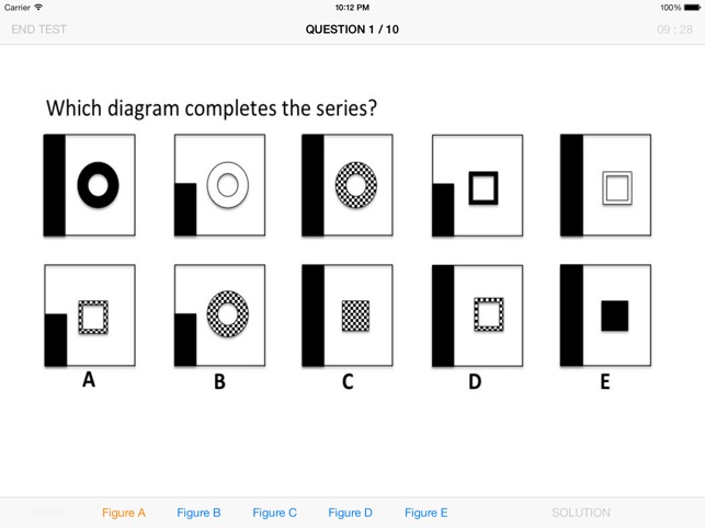 Abstract logic reasoning on the app store ipad screenshots ccuart Gallery