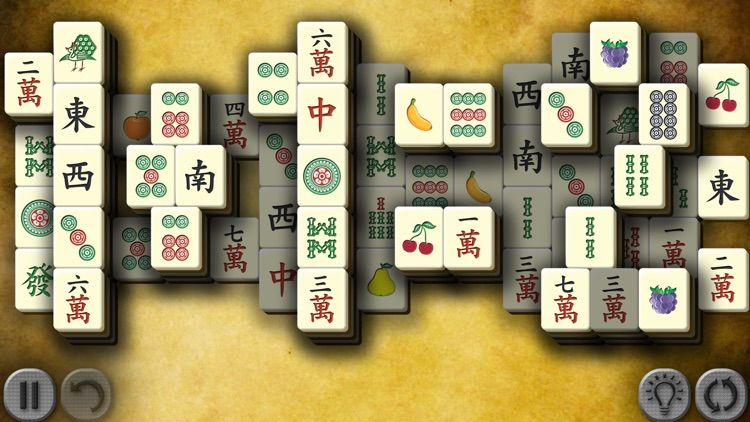 Mahjong Classic Board Game screenshot-2