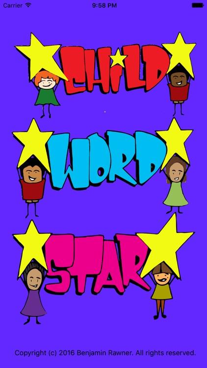 Child Word Star