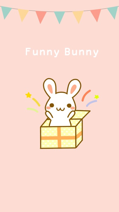 Funny Bunny − NHH Stickers