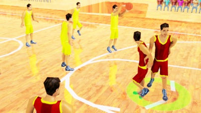 Ultimate Basketball Stars! Lite - Real Basketball Simulator screenshot two