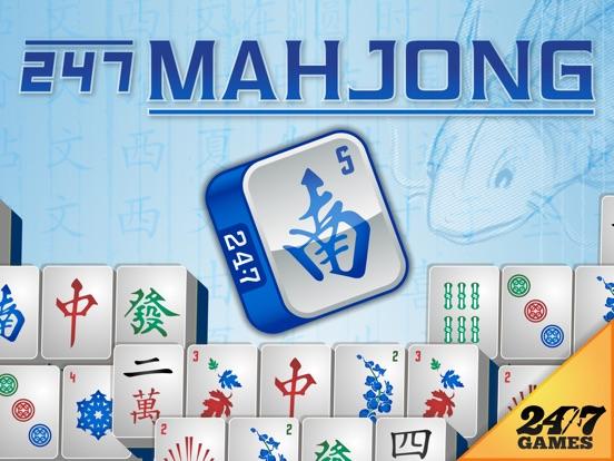 screenshot 1 for 247 mahjong