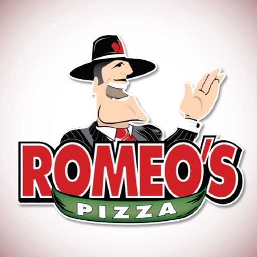 Romeos Pizza iOS App
