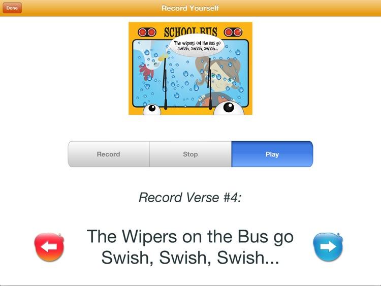 Wheels on the Bus HD screenshot-4