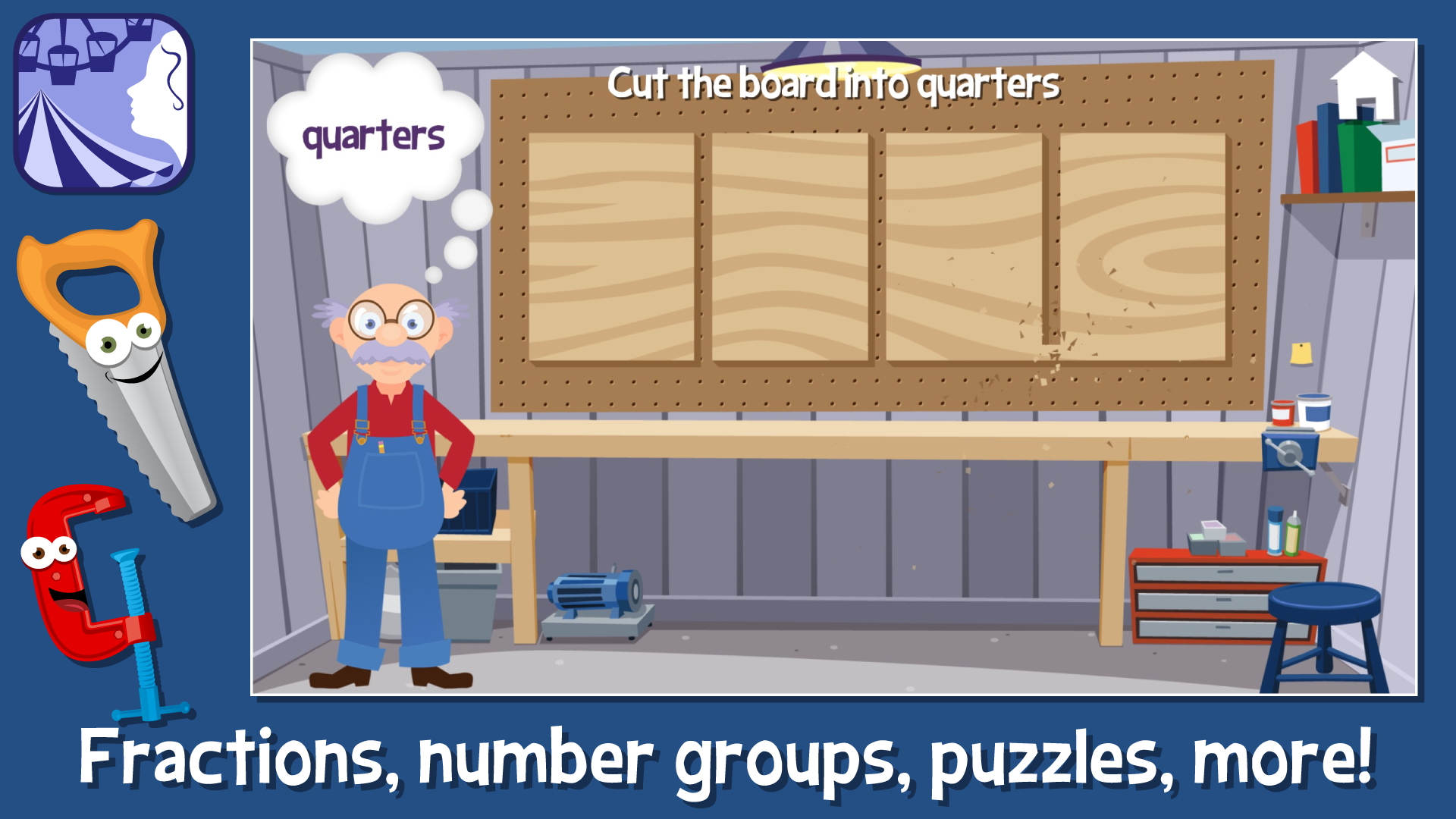 Grandpa's Workshop screenshot 14
