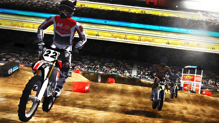 2XL Supercross Lite screenshot-4