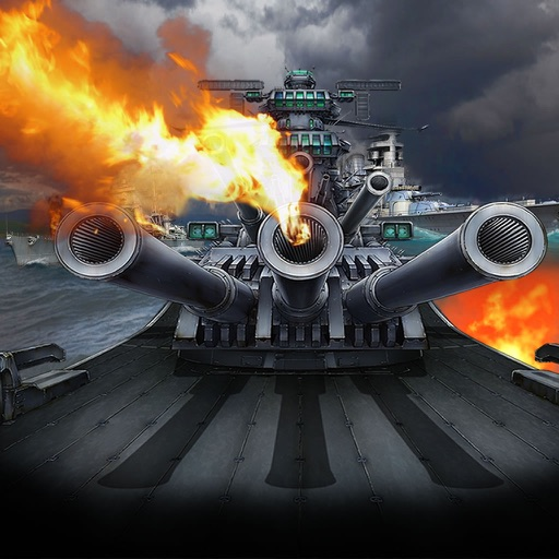 Race Of Fleet Battleship - Game! Fast-paced Naval Warfare!