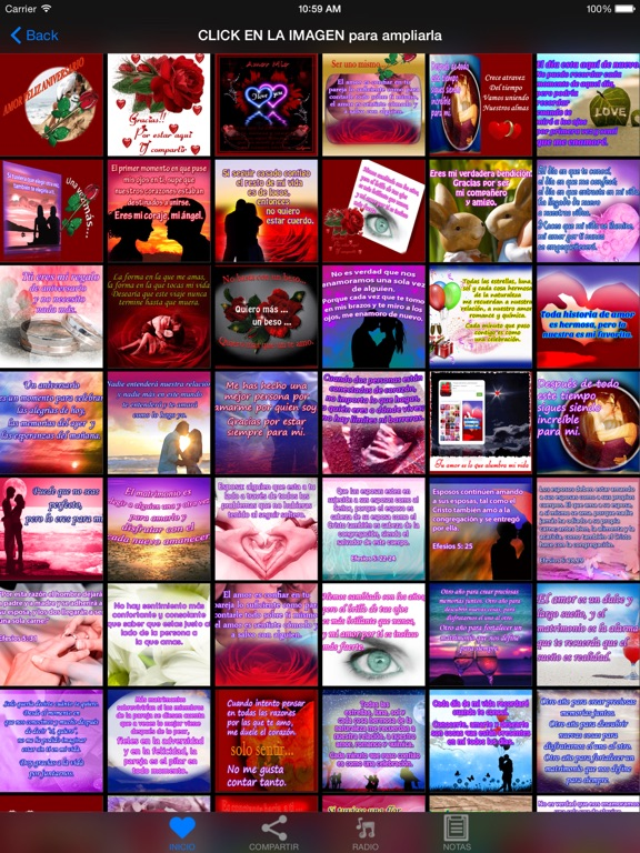Frases de Amor & Aniversario-ipad-1