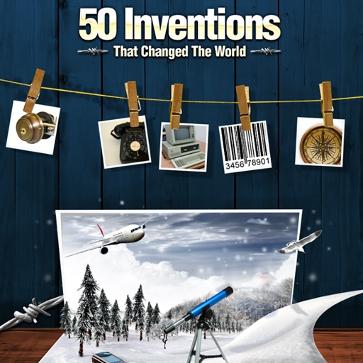 50 Inventions that Changed the World icon