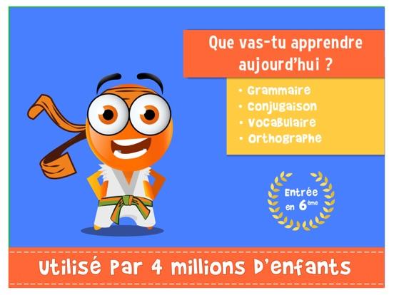 Screenshot #4 pour iTooch Les Bases du Français (FULL)