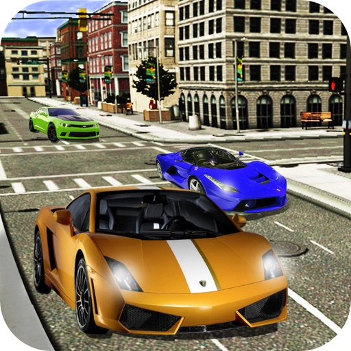 City Traffic Racer 3D