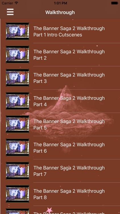 Ultimate Guide for Banner Saga 2 screenshot-3