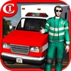 Crazy Ambulance King 3D HD