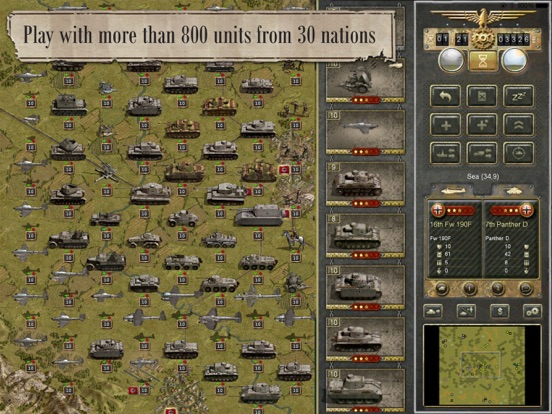 Screenshot #1 for Panzer Corps