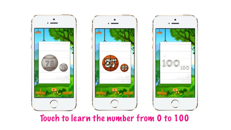 Number Learn Baby Count To 100