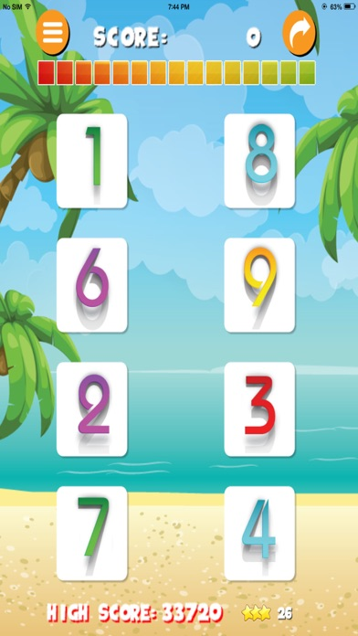 Addition Match 10 Math Games For Kids And Toddlers screenshot four