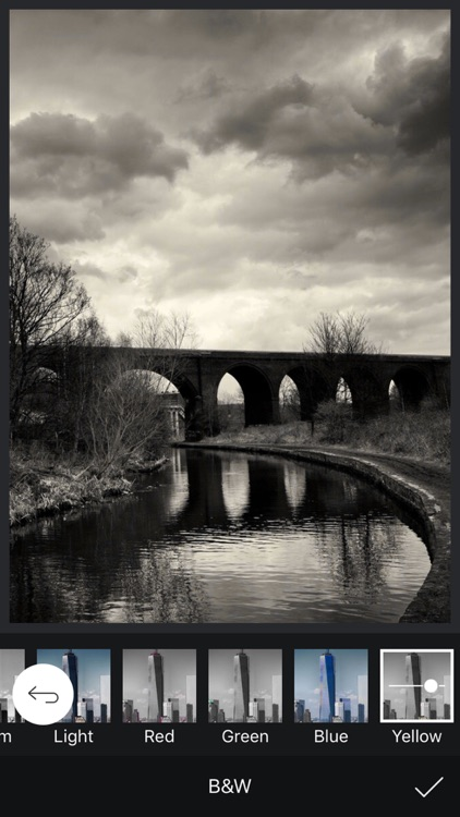 Photo Filters - vintage filter & B&W effect - PRO