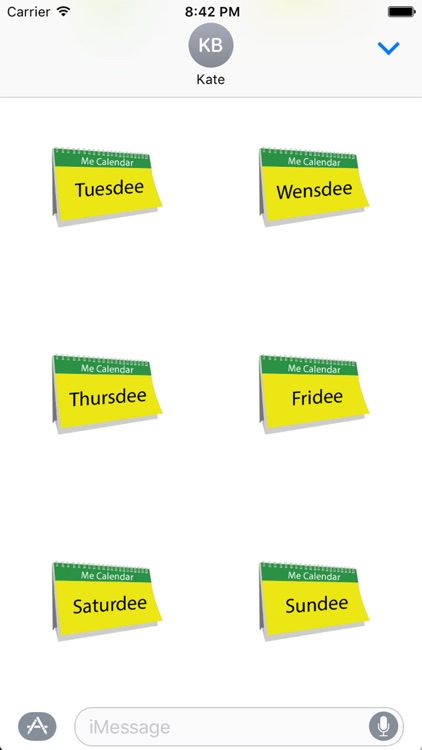 Aussie Slang Stickers screenshot-4