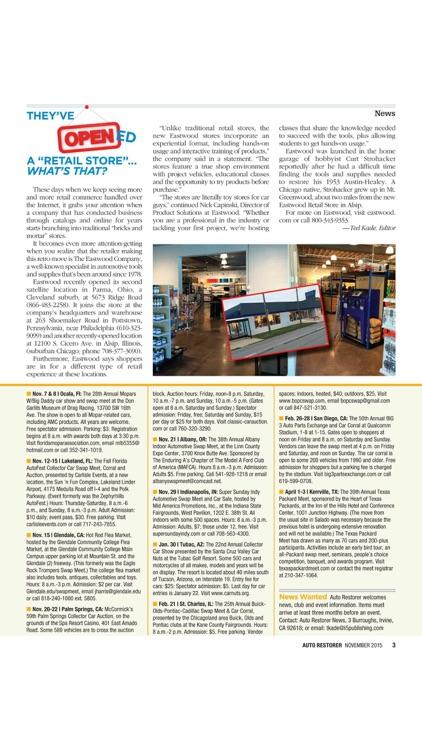 Auto Restorer magazine screenshot-4