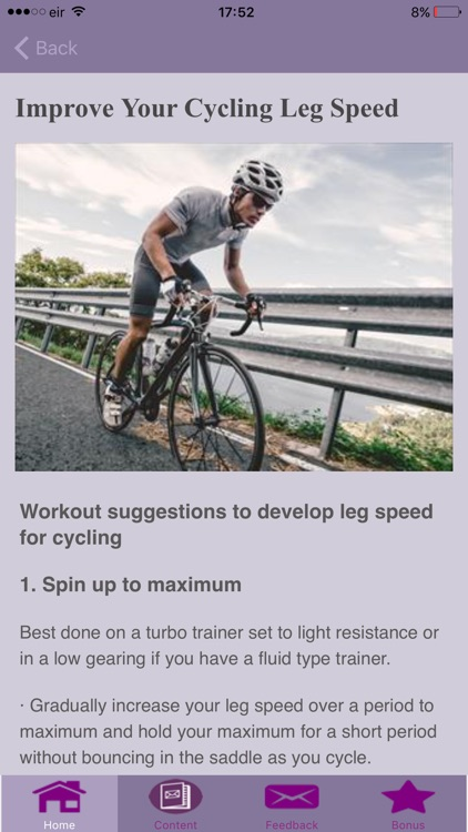 Road Cycling Techniques