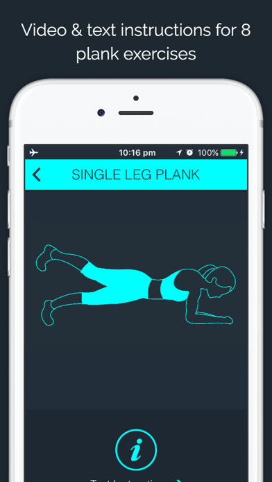 30 Day - Plank Challengeのおすすめ画像3