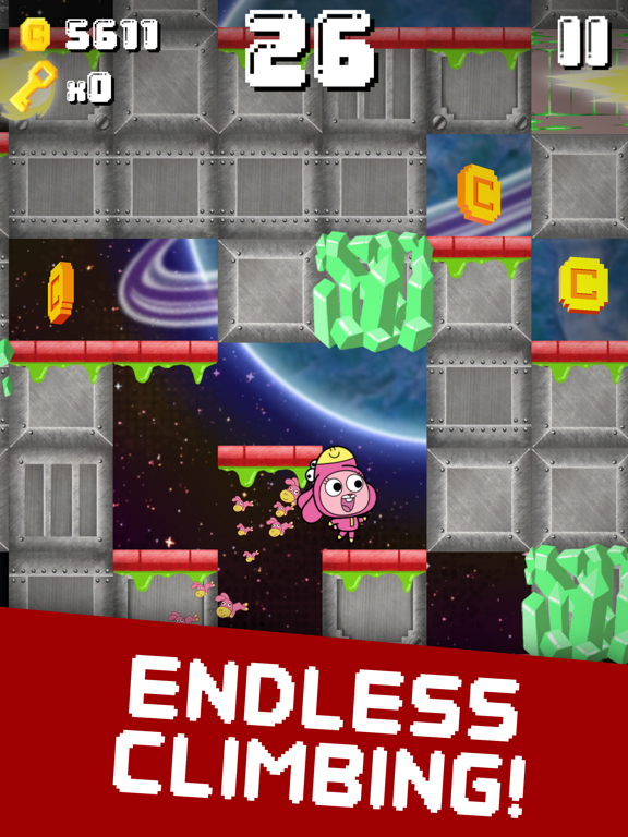Super Slime Blitz tablet App screenshot 2
